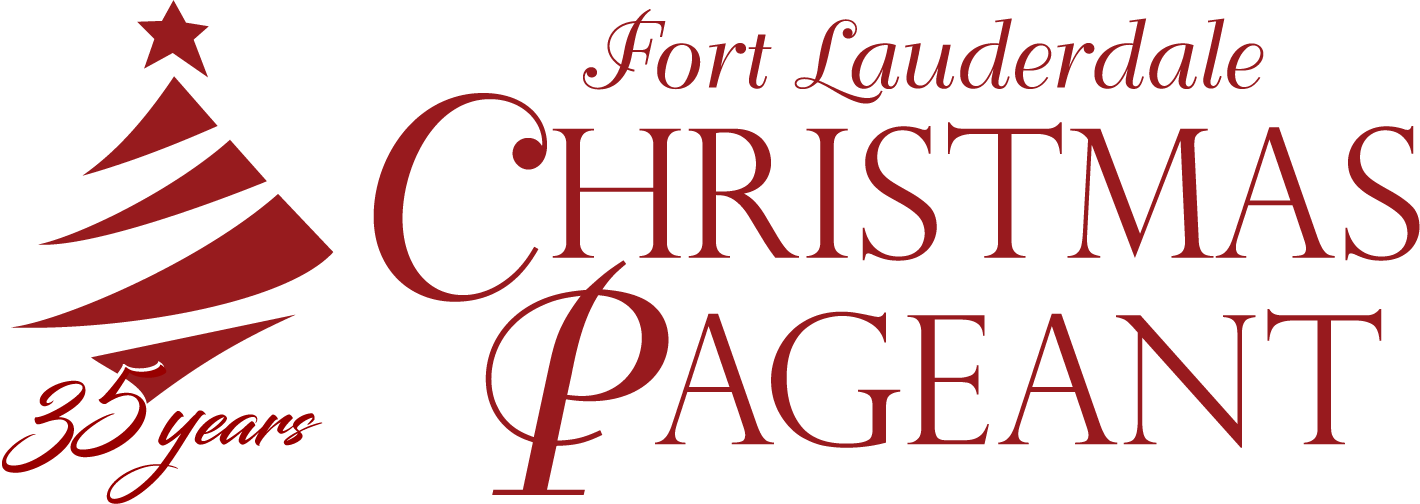Christmas pageant clipart picture stock Fort Lauderdale Christmas Pageant picture stock