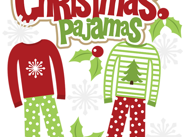 Christmas pajamas clipart svg free stock Pictures Of Pajamas Free Download Clip Art - carwad.net svg free stock