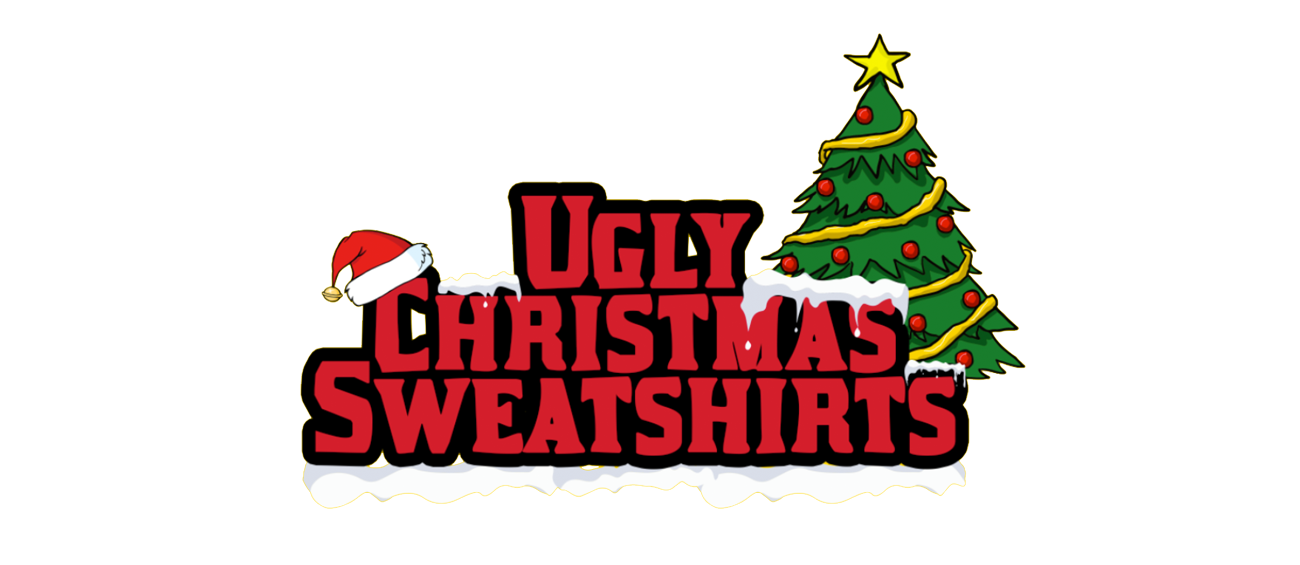 Christmas pajama party clipart clipart transparent stock Ugly Christmas Sweatshirts clipart transparent stock