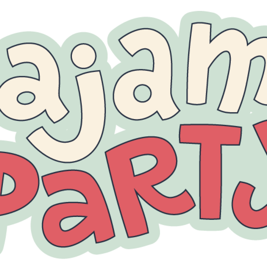 Christmas pajama party clipart picture freeuse download Pajama Party Clipart butterfly clipart hatenylo.com picture freeuse download