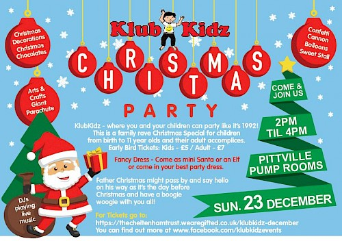 Christmas party ticket clipart image freeuse download KlubKidz Christmas Party | Cheltenham Rocks image freeuse download