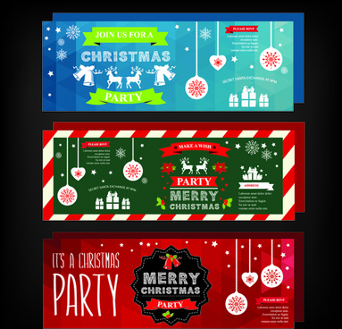 Christmas party ticket clipart clipart free download Free christmas party invitation clip art free vector download ... clipart free download