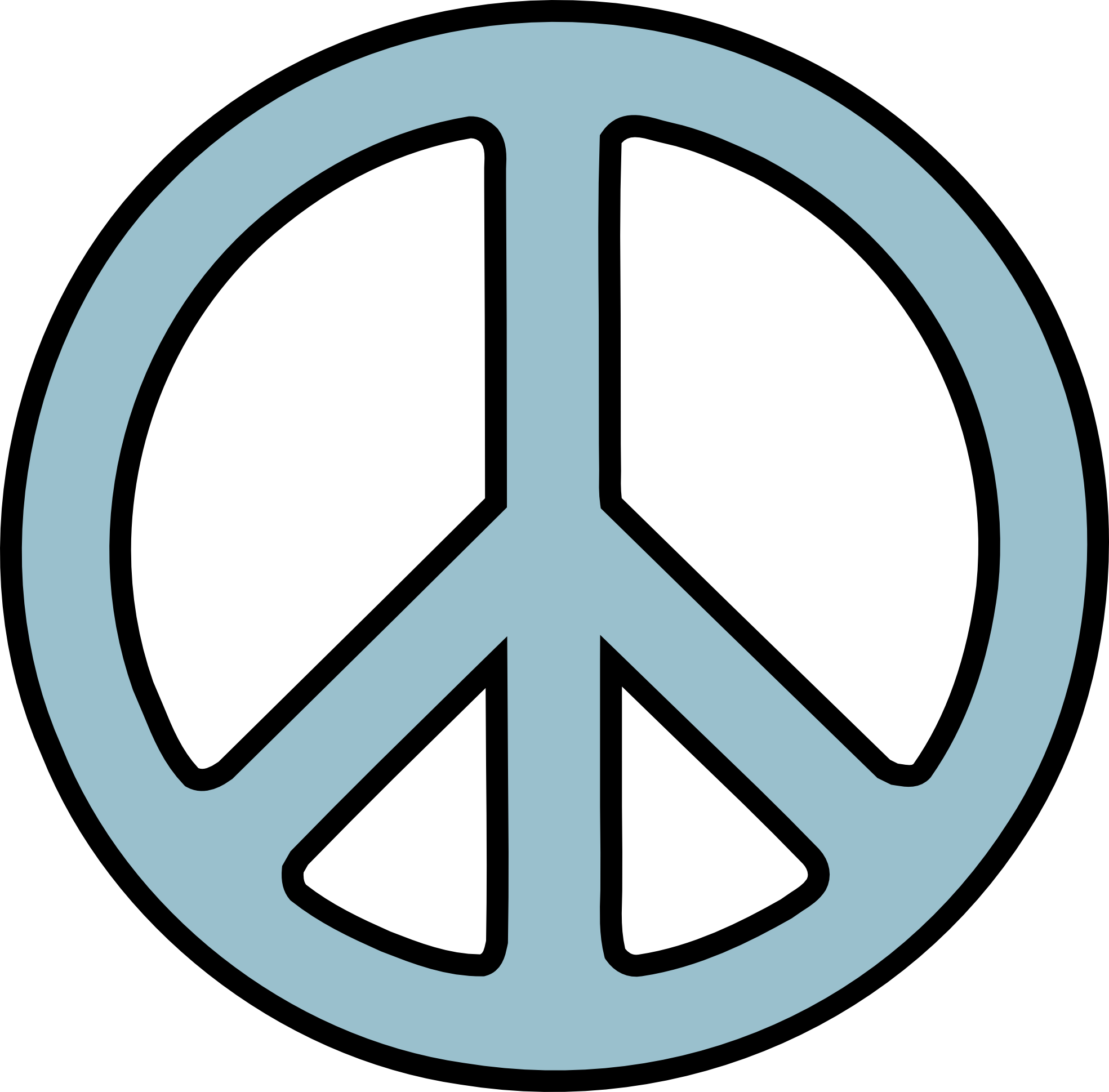 Christmas peace sign clipart image freeuse download Peace Signs Clip Art Sign 3 Light Blue Christmas Xmas On clipart ... image freeuse download