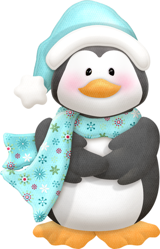 Cute christmas penguin clipart clipart royalty free stock penguin_maryfran.png | Pinterest | Penguins, Clip art and Crafts clipart royalty free stock