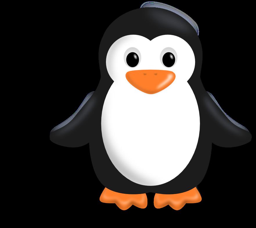 Free christmas penguin clipart jpg free download free cute penguin clipart - ClipartFest | Sarkvidék/Arctic ... jpg free download