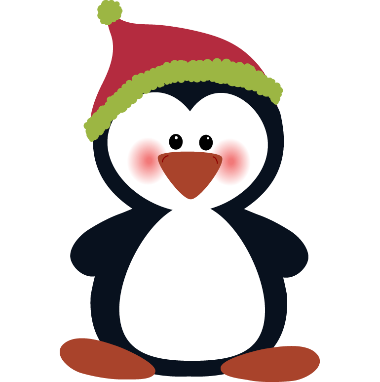 Christmas penguin images clipart png royalty free download Free Christmas Penguin Images, Download Free Clip Art, Free Clip Art ... png royalty free download