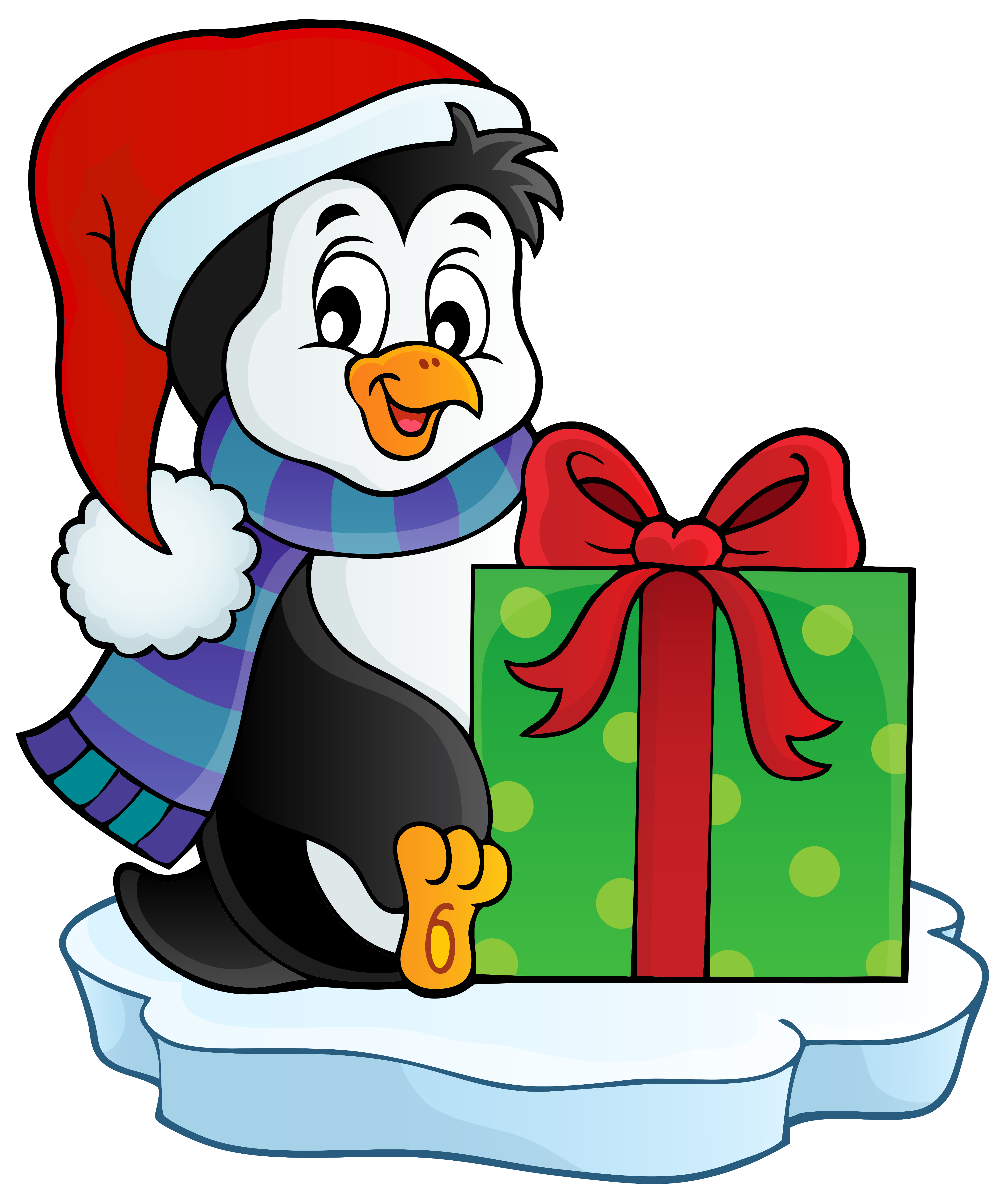 Christmas penguins clipart png download 28+ Collection of Penguin Clipart Transparent | High quality, free ... png download