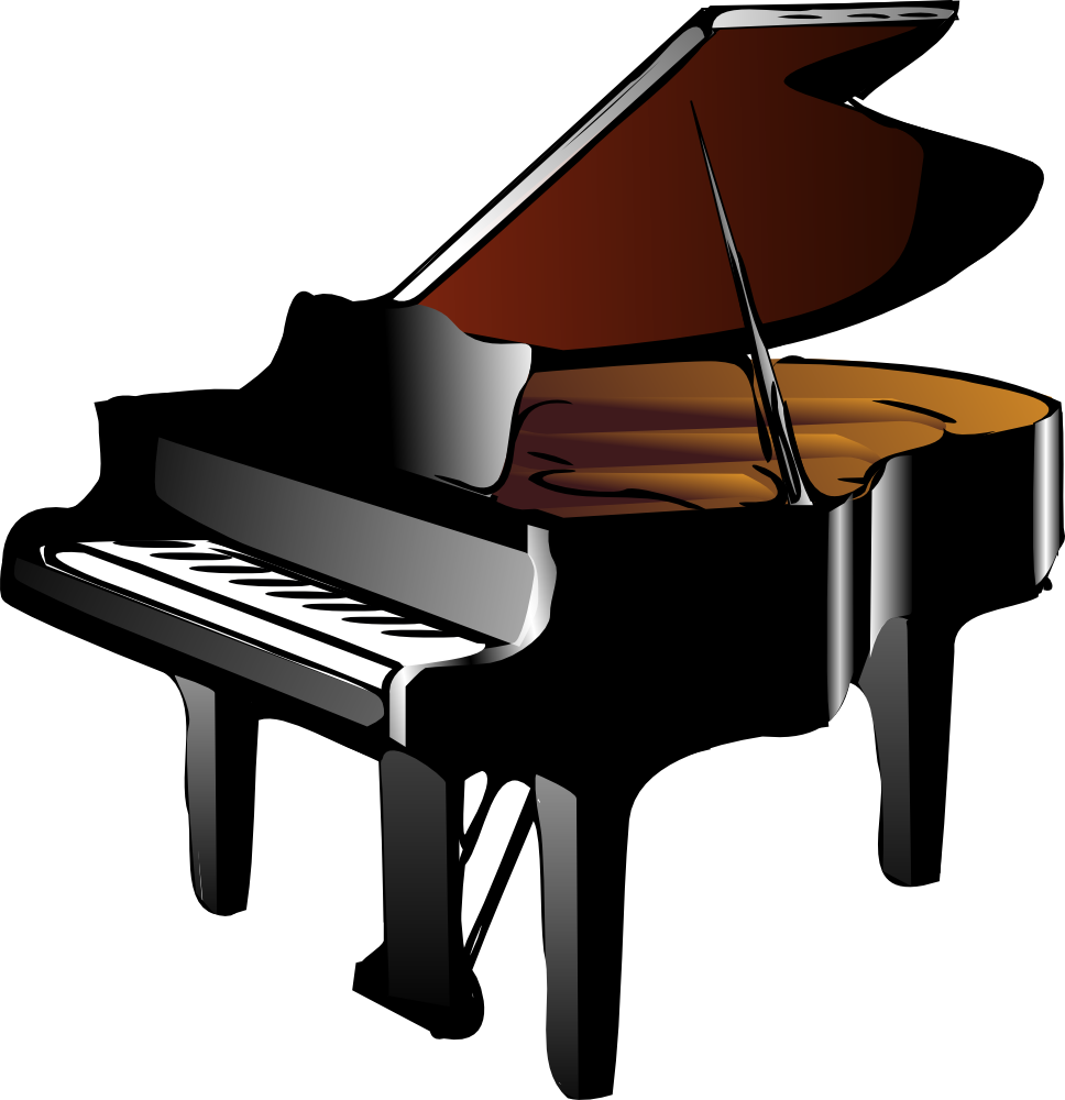 Christmas piano clipart png free stock Piano Clip Art Free | Clipart Panda - Free Clipart Images png free stock