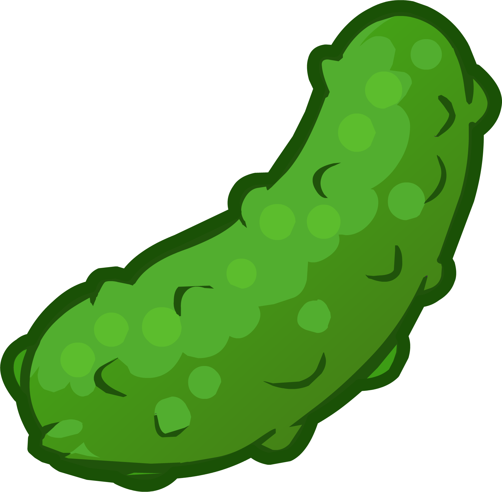Christmas pickle clipart clip free stock Image - Pickle.png | Club Penguin Wiki | FANDOM powered by Wikia clip free stock