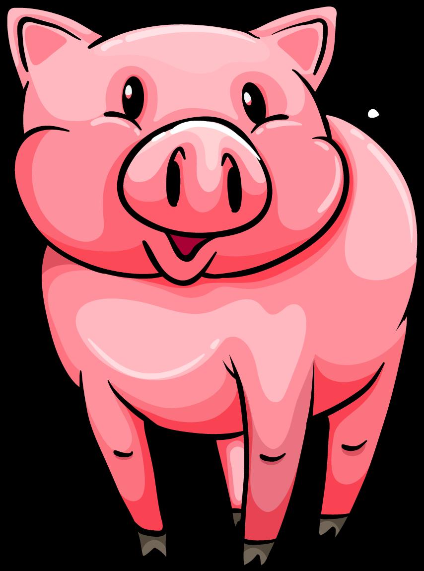 Pumpkin pig clipart clip art transparent Pig PNG Transparent Free Images   PNG Only clip art transparent