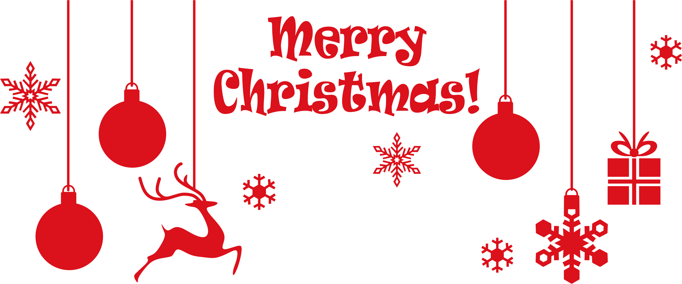 Merry christmas words clipart banner royalty free library Merry Christmas Ornamental Typography Icons PNG - Free PNG and Icons ... banner royalty free library