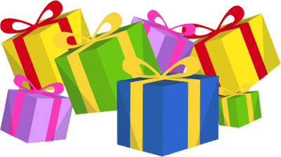 Christmas present pile clipart vector stock Gift Pile Cliparts - Cliparts Zone vector stock