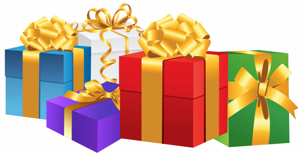Christmas presents clipart picture download 28+ Collection of Wrapped Christmas Presents Clipart | High quality ... picture download