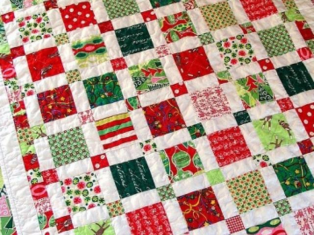 Christmas quilting clipart banner free stock Free Patchwork Clipart, Download Free Clip Art on Owips.com banner free stock