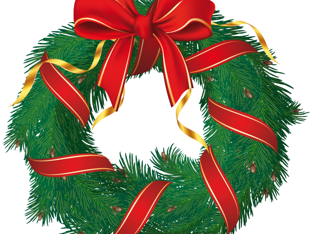 Vintage christmas wreath clipart picture free library Botanical Wreath Cliparts Free Download Clip Art - carwad.net picture free library