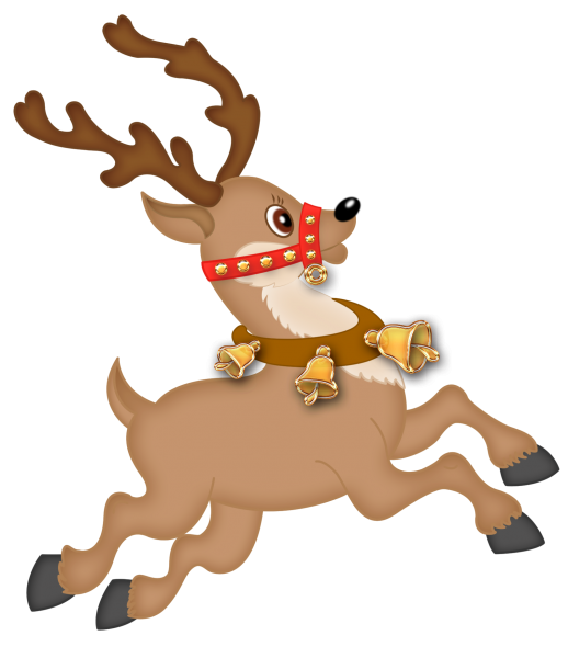Christmas reindeer clipart free picture transparent download Christmas Reindeer Clipart at GetDrawings.com | Free for personal ... picture transparent download