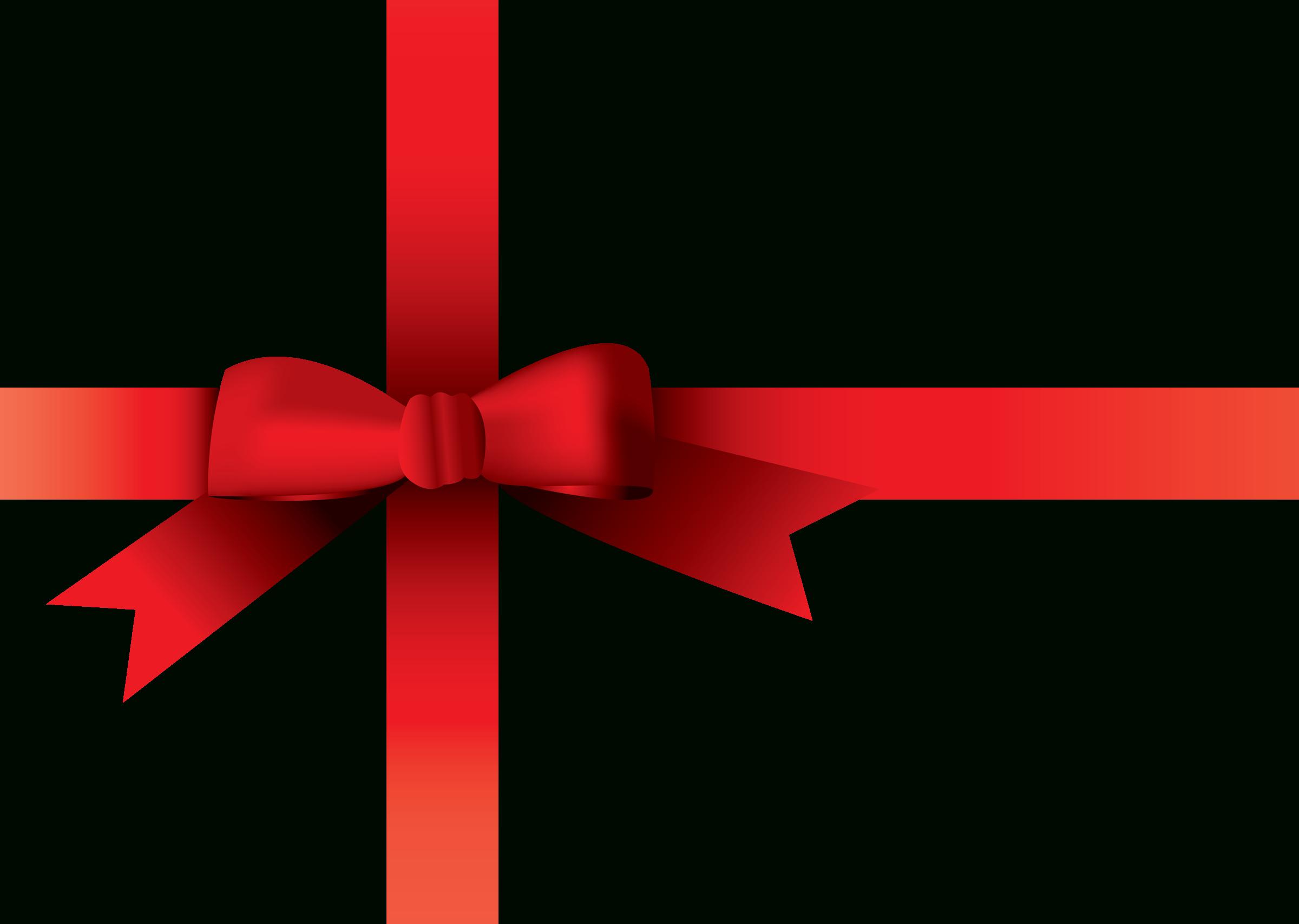 Christmas ribbon border clipart graphic free library Christmas Red Ribbon Clipart – Clip Art Library inside Red Christmas ... graphic free library