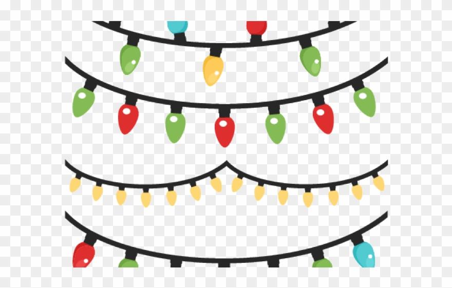 Christmas row clipart clipart Christmas Lights Clipart Row - Png Download (#3075263) - PinClipart clipart