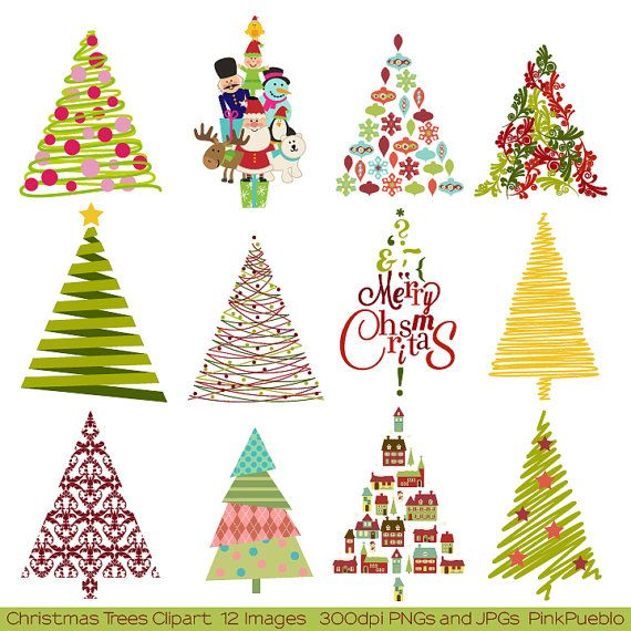 Christmas row clipart clip art black and white download CLIP ART - Clip Art Library clip art black and white download