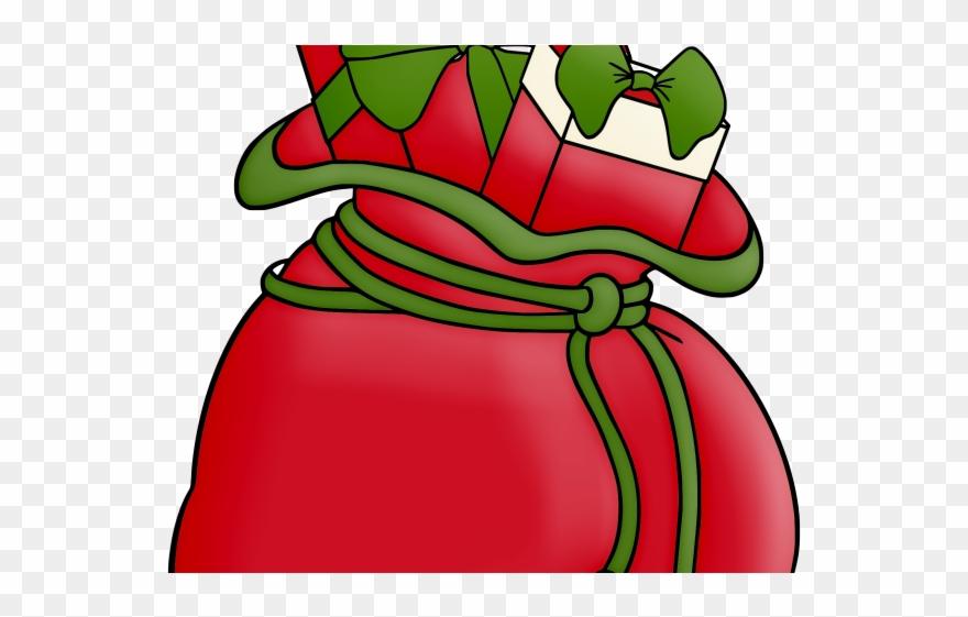 Christmas sack clipart clip art transparent stock Christmas Clipart Clipart Sack - Christmas Sack Cartoon - Png ... clip art transparent stock