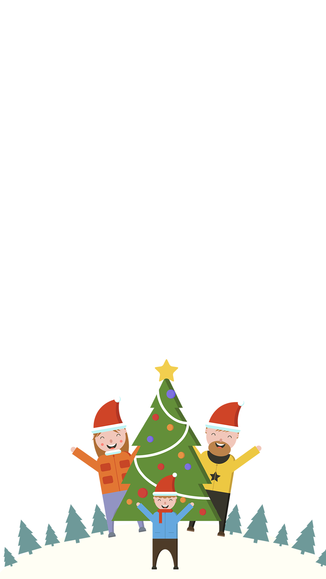 Christmas save the date clipart svg free Christmas Family Holiday Snapchat Filter | Geofilter Maker on FilterPop svg free