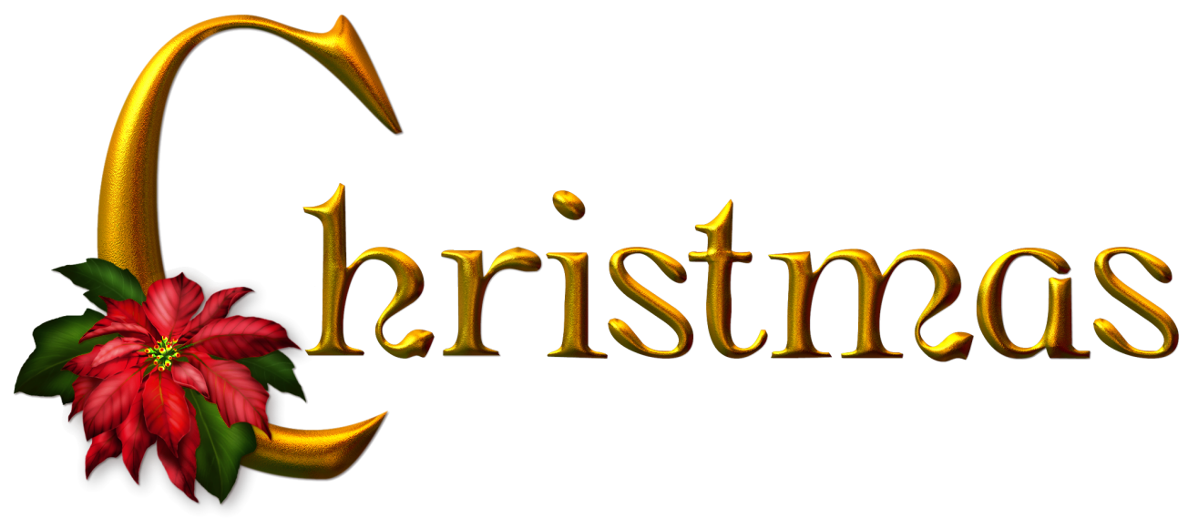 Christmas sayings clipart clipart free download Golden Christmas PNG Clipart | Gallery Yopriceville - High-Quality ... clipart free download
