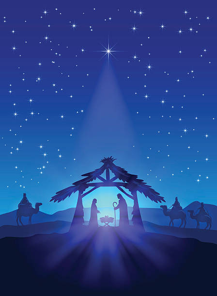 Christmas scene clipart free clip art library download Free Manger Scene Clipart & Clip Art Images #31867 - clipartimage.com clip art library download