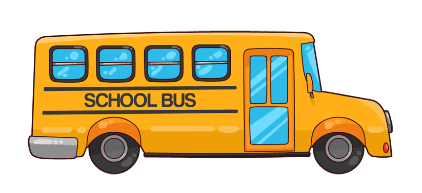 Christmas school bus clipart picture library school-bus9.png 823×378 pixels | clip art transportation and ... picture library