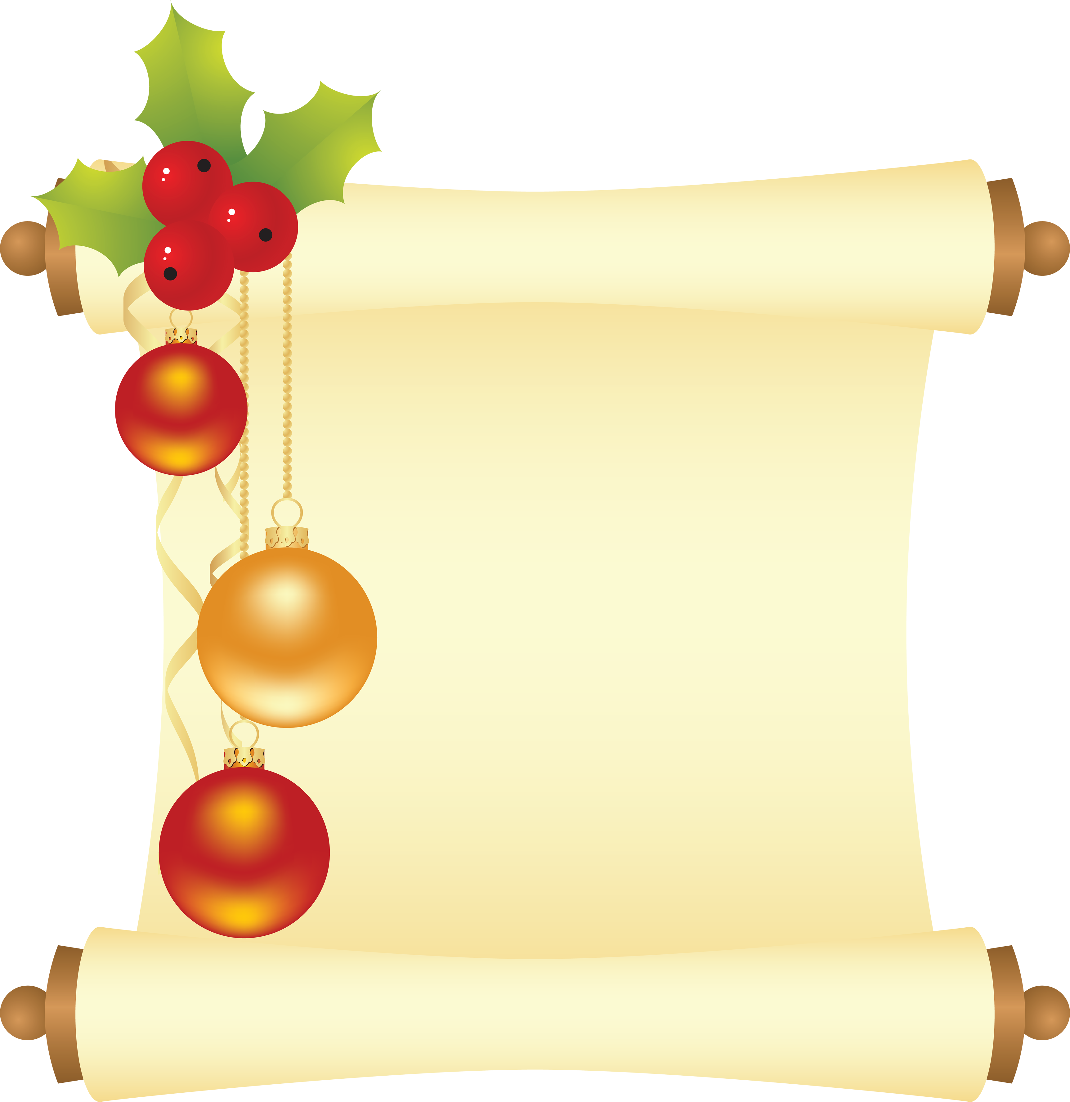 Christmas scroll clipart royalty free Free Christmas Scroll Cliparts, Download Free Clip Art, Free Clip ... royalty free