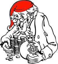 Clipart mr scrooge graphic free download Ebenezer Scrooge Clipart - A Christmas Carol - Free Christmas Clipart graphic free download