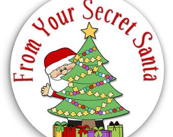 Christmas secret santa clipart image library library Free Secret Santa Cliparts, Download Free Clip Art, Free Clip Art on ... image library library
