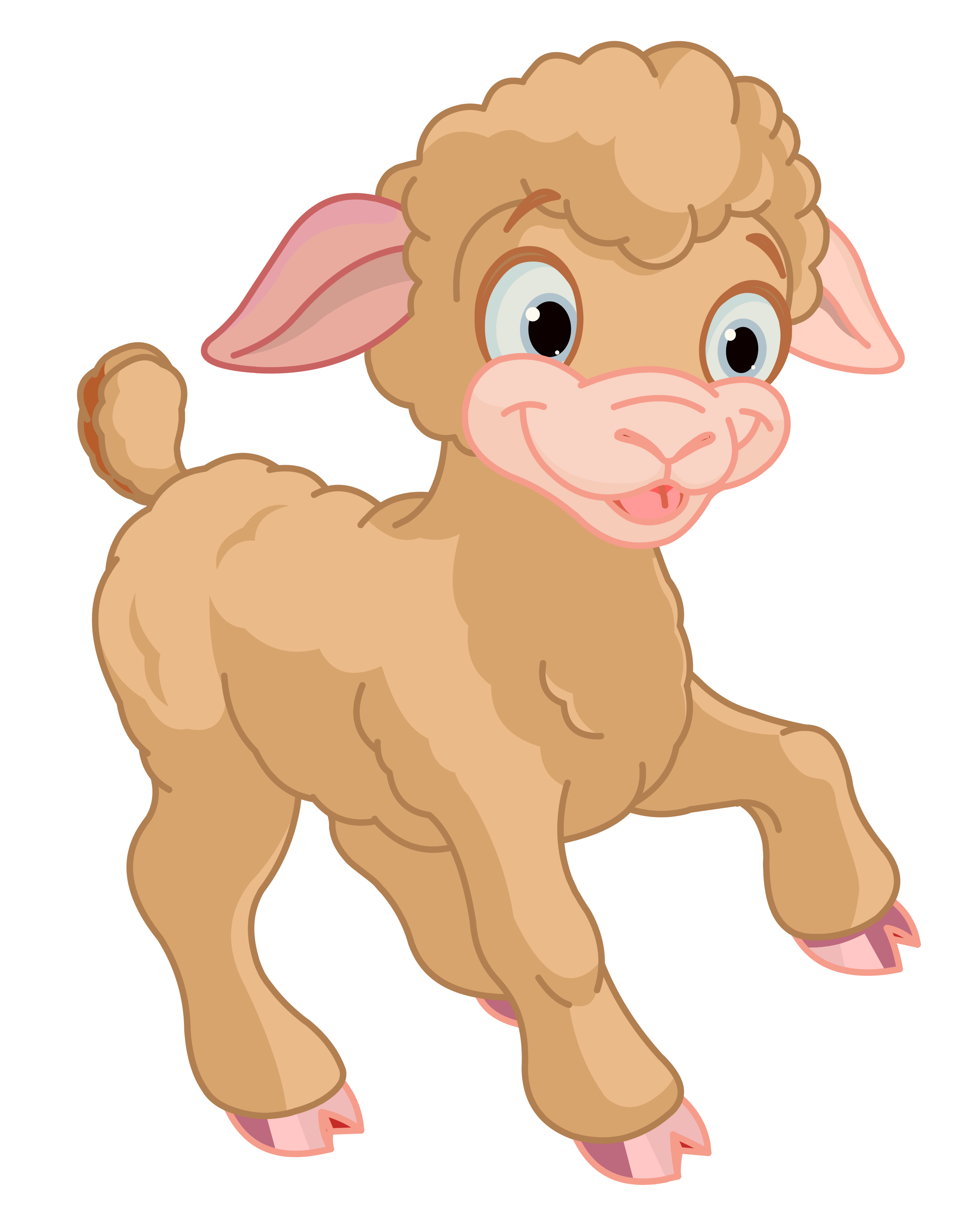 Lamb and cross clipart clipart stock Lamb Clipart. View Full Size ? Lamb Clipart K - Deltasport.co clipart stock