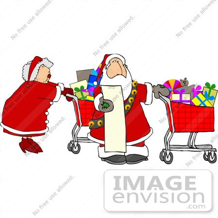 Christmas shopping list clipart image library stock Christmas Shopping Clipart & Christmas Shopping Clip Art Images ... image library stock