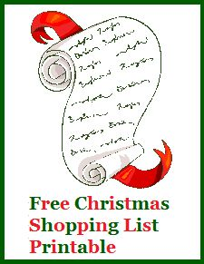 Christmas shopping list clipart jpg transparent Christmas shopping list clipart - ClipartFest jpg transparent