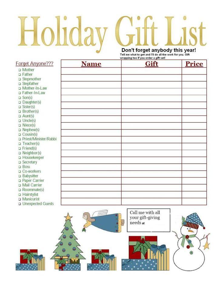 Christmas shopping list clipart clip stock 17 Best ideas about Christmas Shopping List on Pinterest ... clip stock