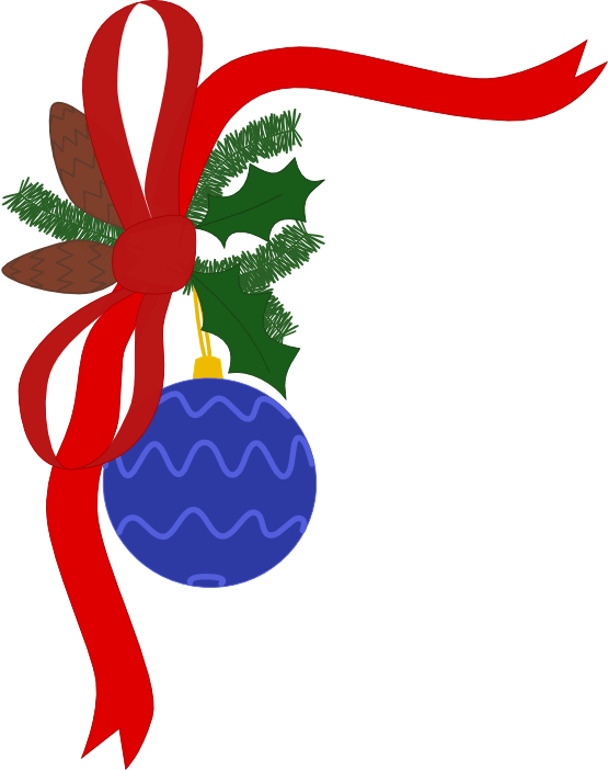 Free christmas thank you clipart