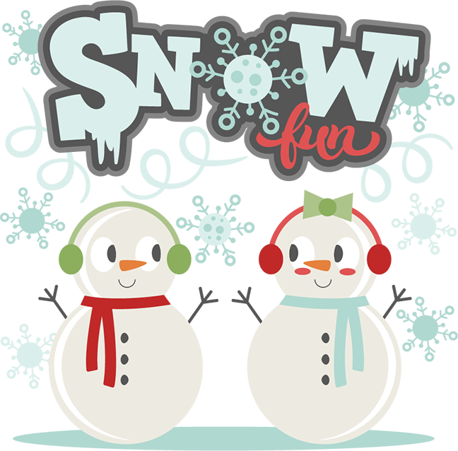 Christmas snow clipart image library Snow Fun SVG cutting files christmas svg cuts snow svg cuttting ... image library
