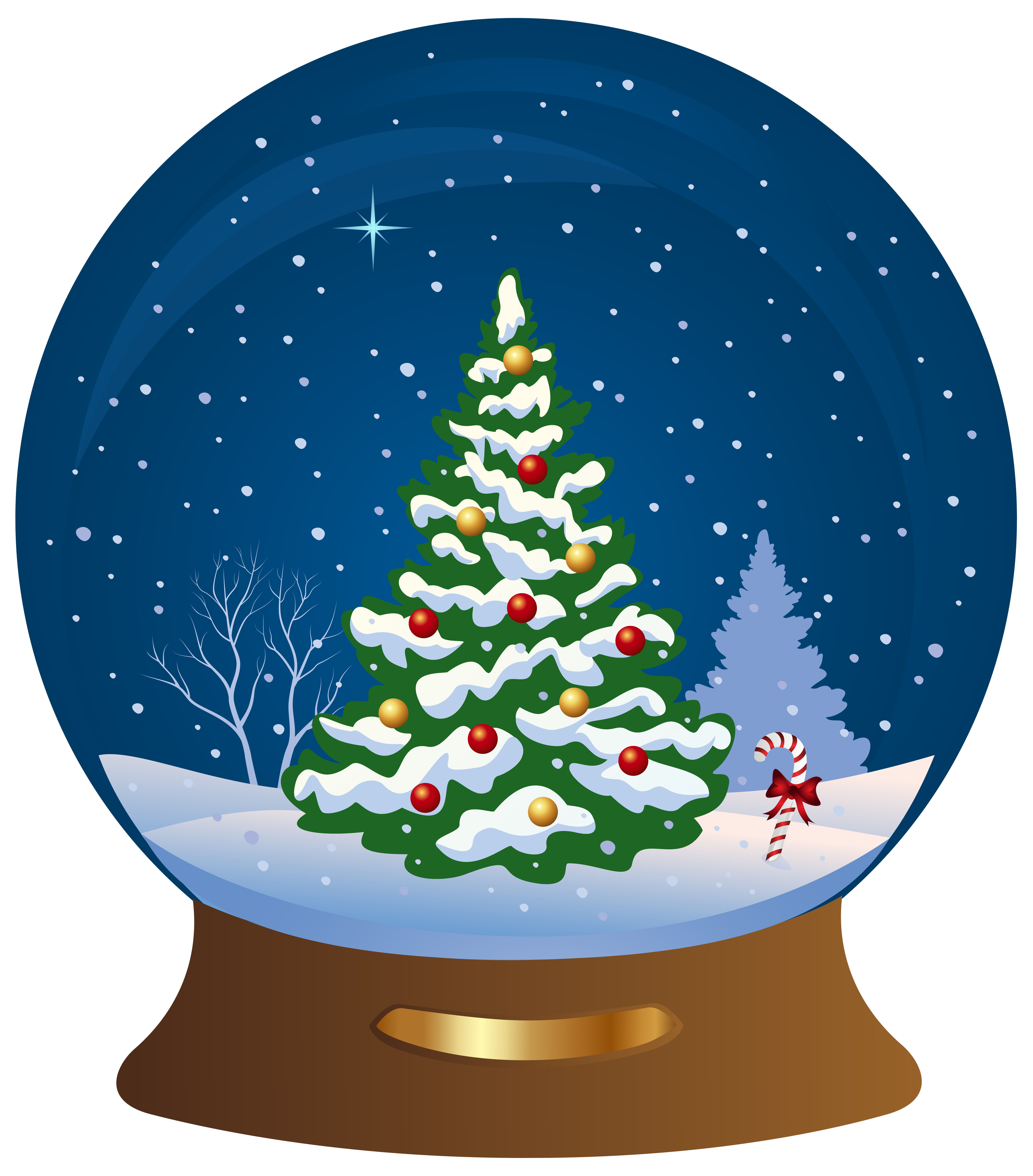 Snowflake globe clipart png royalty free stock 28+ Collection of Christmas Snow Globe Clipart | High quality, free ... png royalty free stock