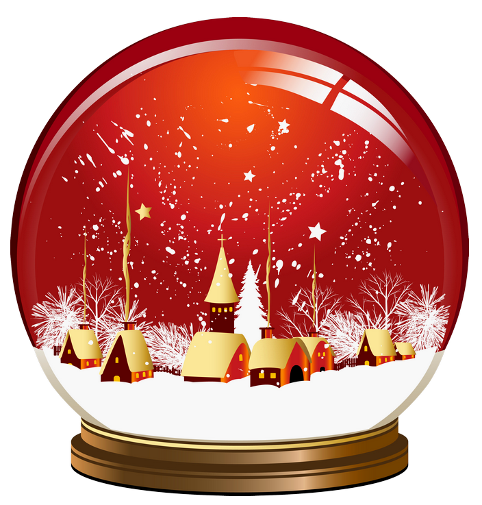 Free clipart christmas religious library 28+ Collection of Free Snow Globe Clipart | High quality, free ... library