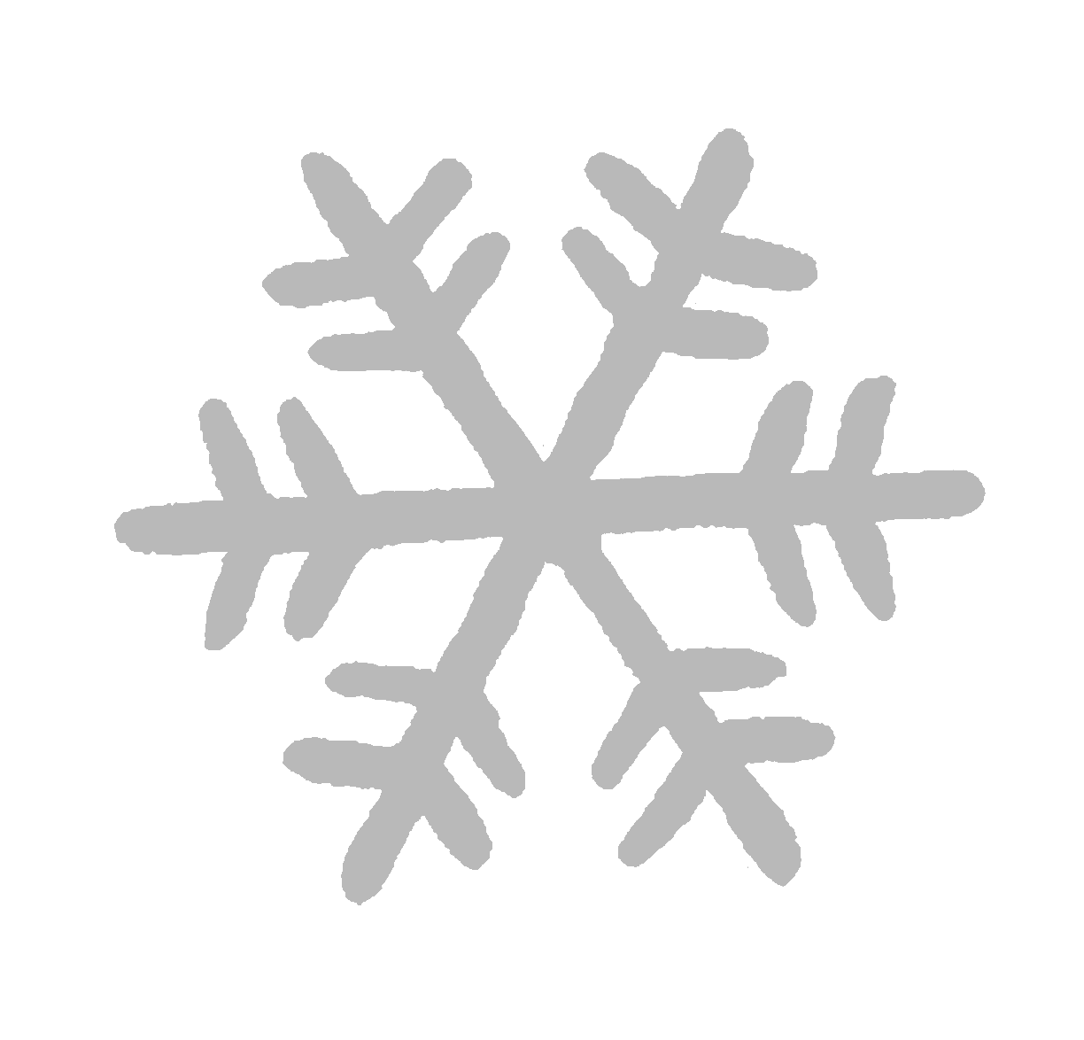 Snowflake text clipart black and white library The Graphics Monarch: Digital Snowflake Silhouette Downloads ... black and white library