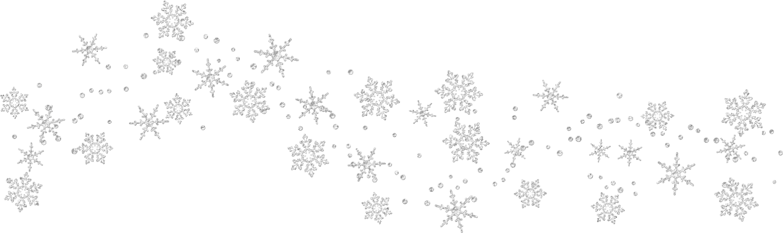 Snowflake clipart solid white clip art transparent The WI Newsletter: January 2016 clip art transparent