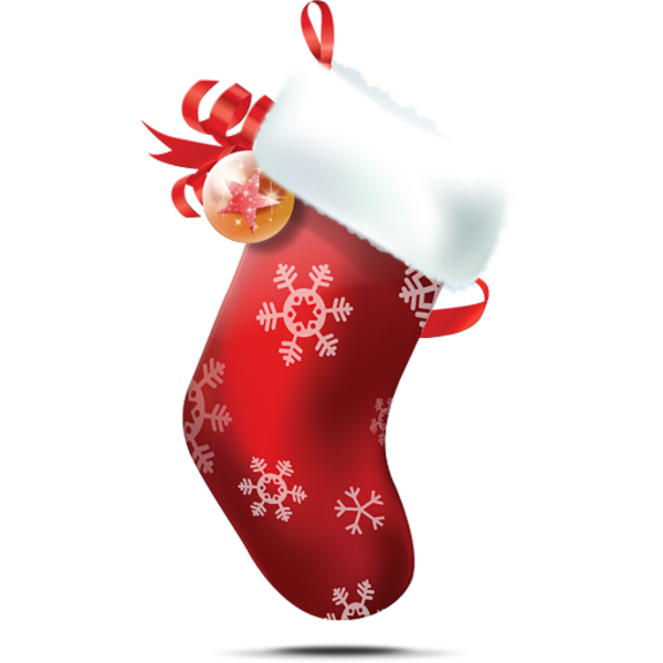 Stockings christmas clipart clip art free stock Christmas Stocking 1 | Free Images at Clker.com - vector clip art ... clip art free stock
