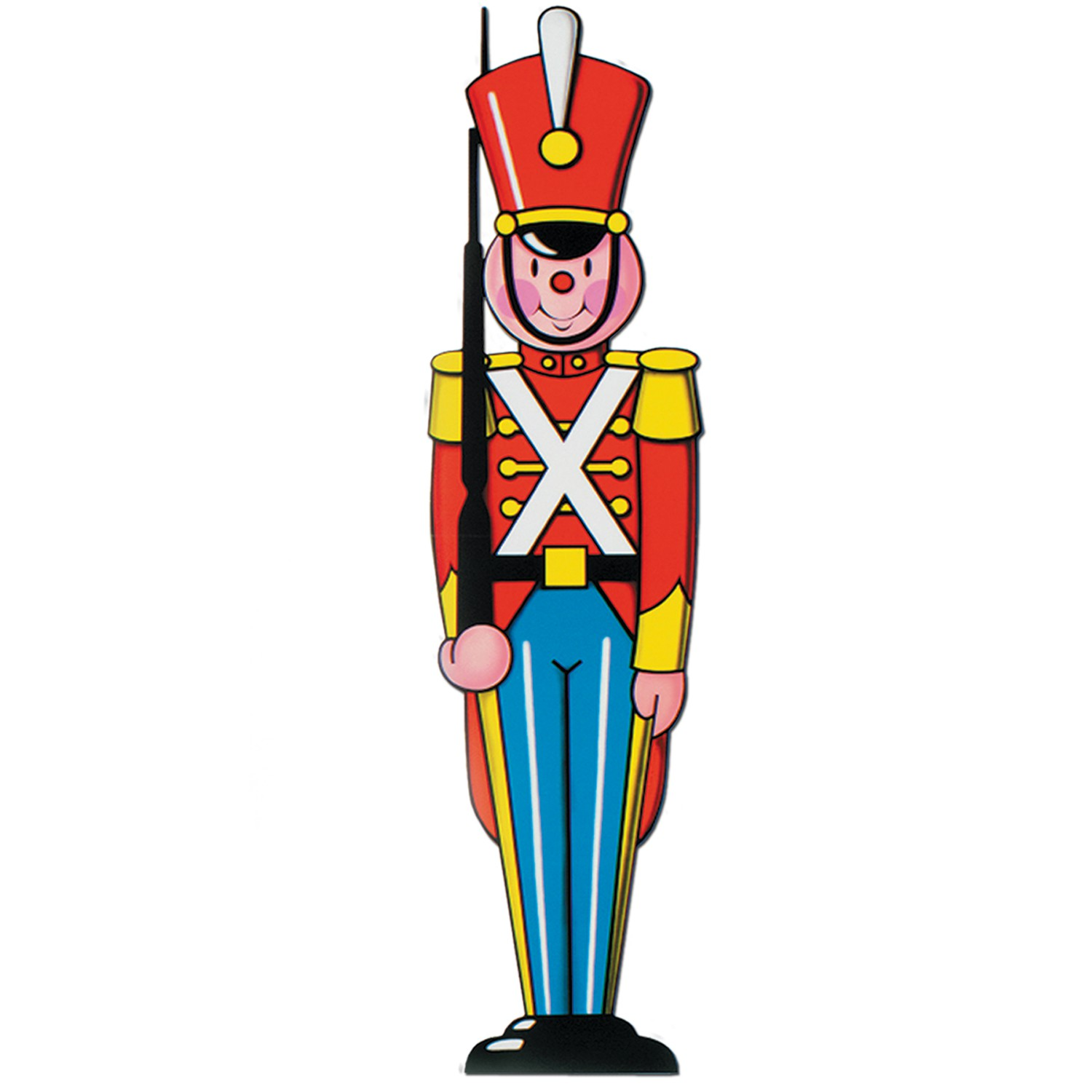 Christmas soldiers clipart