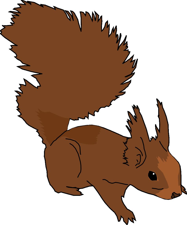 Christmas squirrel clipart free Squirrel Running Clipart | Clipart Panda - Free Clipart Images free