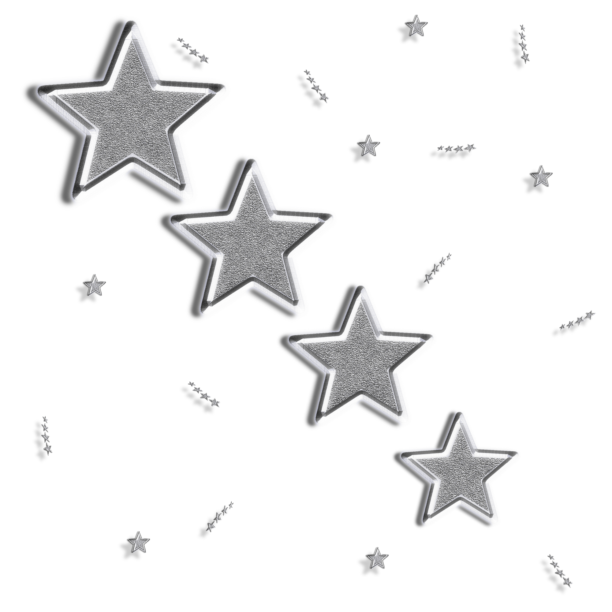Christmas star clipart black and white jpg royalty free Free Silver Star Cliparts, Download Free Clip Art, Free Clip Art on ... jpg royalty free