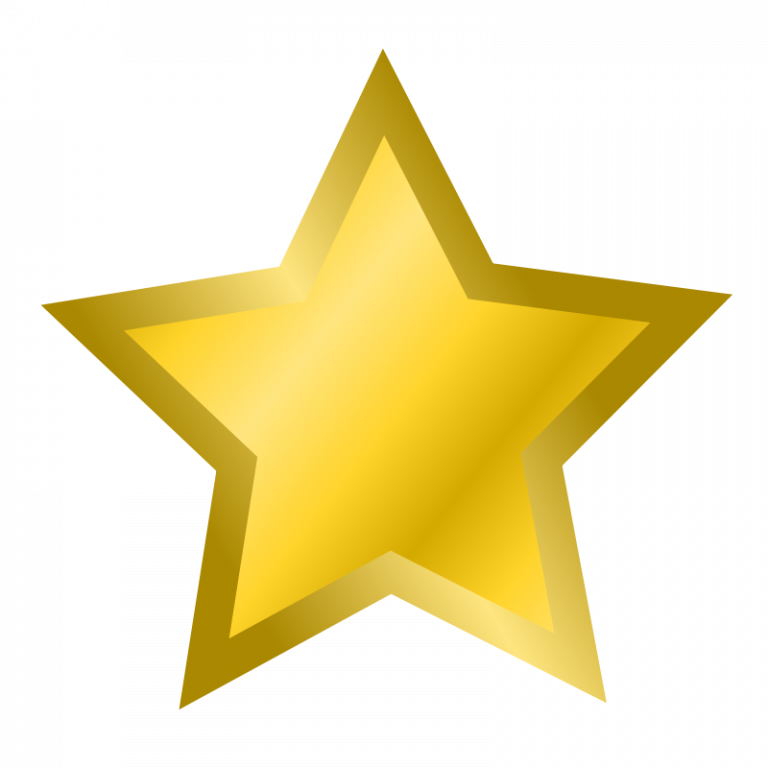 Christmas star clipart free vector download Gold Star Clipart free gold star clipart pictures clipartix ... vector download
