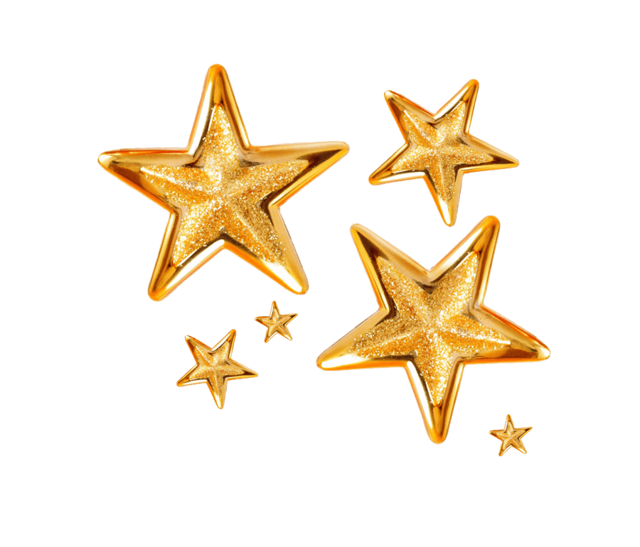 Christmas star clipart transparent background svg free download Group Of Christmas Stars transparent PNG - StickPNG svg free download