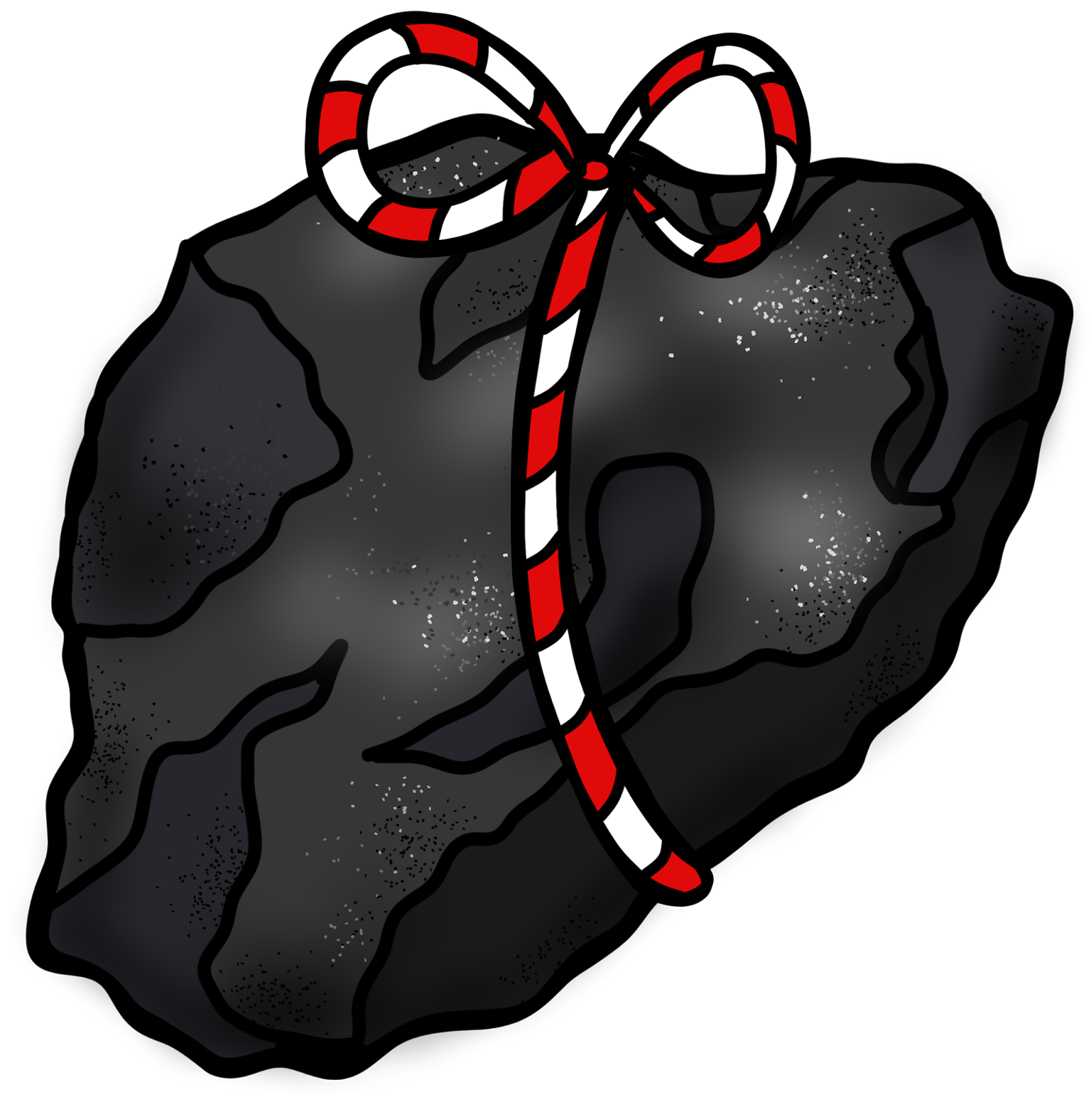Ugly christmas clipart transparent stock A Lump of Coal for Christmas! | Clip Art | Pinterest | Clip art transparent stock