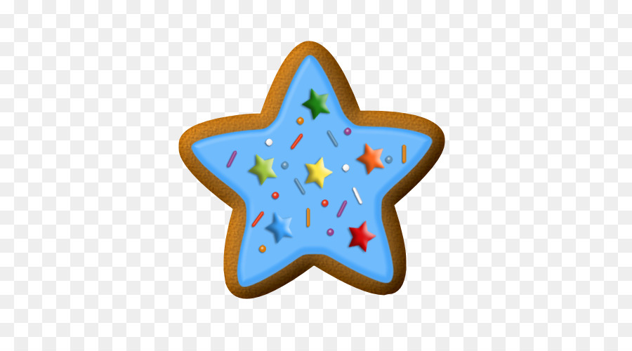 Christmas stars dancing clipart clip art royalty free library Christmas cookie - jewish new year treats png download - 500*500 ... clip art royalty free library