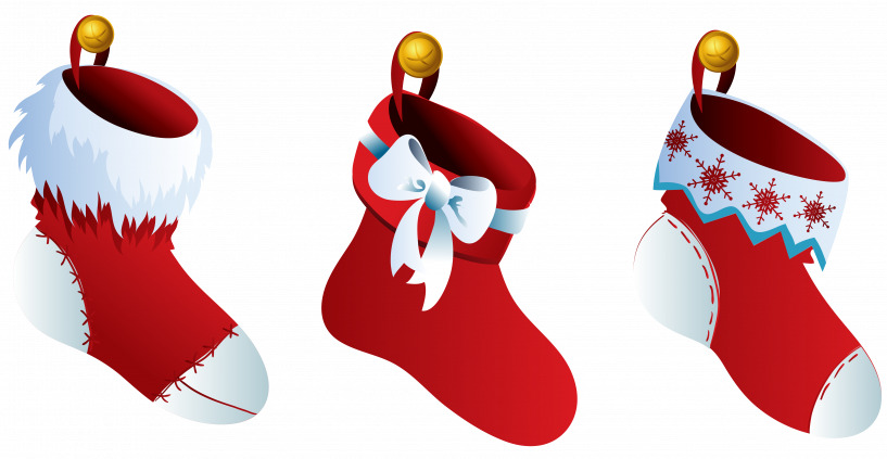 Christmas stocking clipart images graphic freeuse stock Transparent Three Christmas Stocking Clipart | jokingart.com ... graphic freeuse stock